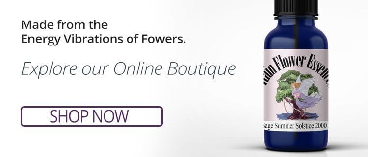 Shop our Rainflower Essence boutique