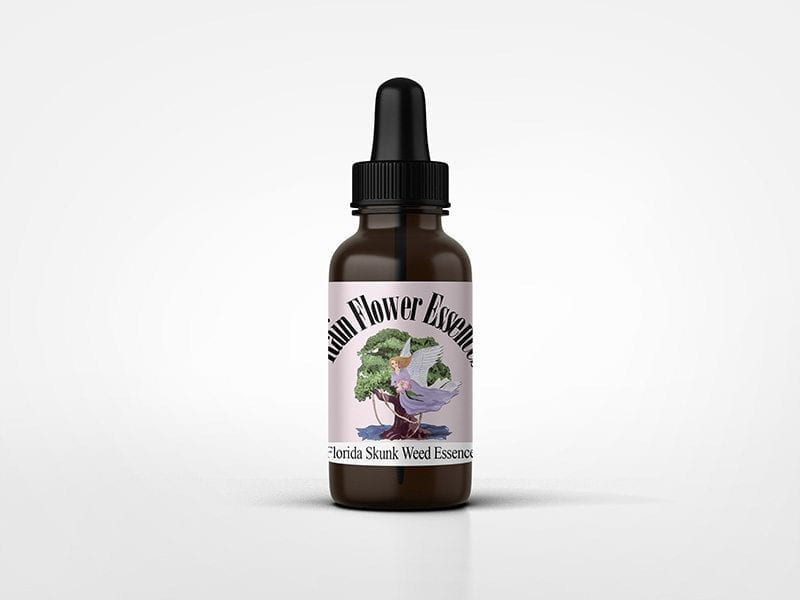 Florida Skunk Weed Flower Essence
